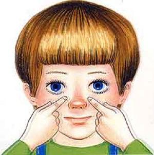 мешки под глазами у детей