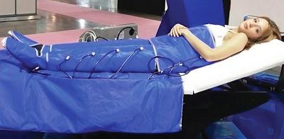 лимфодренажный аппаратный массаж