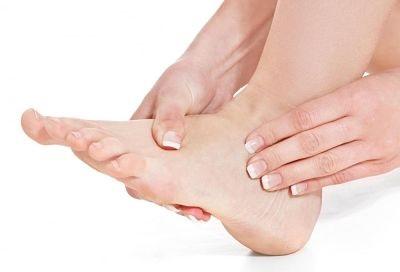 Покраснение ноги ниже колен