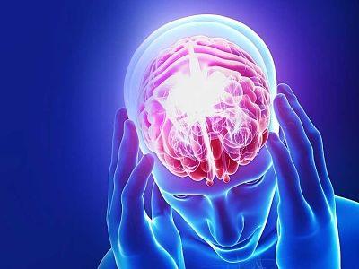отек мозга