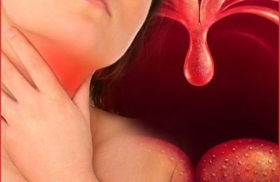 язычок в горле