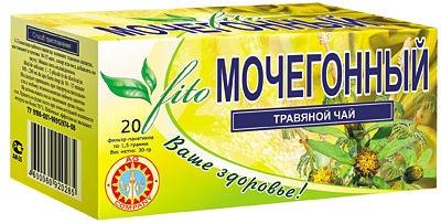 мочегонный чай для похудения в аптеках