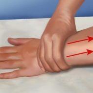 массаж при лимфостазе